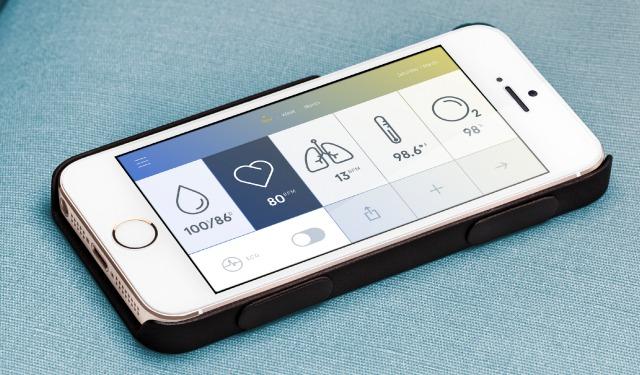 41a35fa0481e Новый чехол для iPhone даже не столько защитит ваш смартфон, сколько ваше  здоровье. Выпущенный компанией Azoi чехол Wello это целый набор средств для  ...