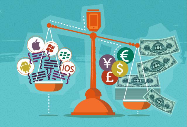 Какие бизнес-модели популярны у разработчиков приложений