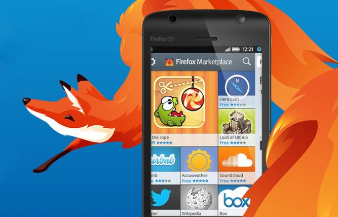 Компания Mozilla прекратила разработку своих смартфонов Firefox
