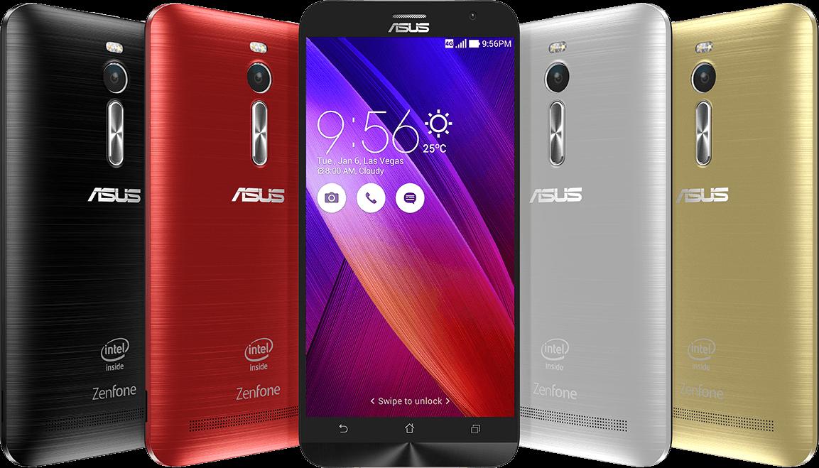 ASUS Смартфоны Asus ZenFone 2 появляются и на территории Европейских стран