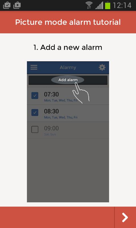 Alarmy (Sleep If You Can): экстремальный будильник - AppTractor