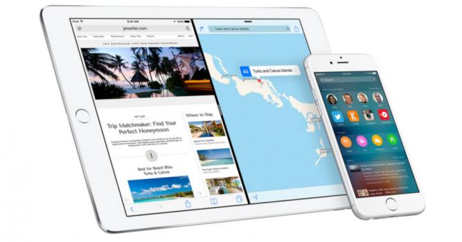 Apple выпустила iOS 9.1
