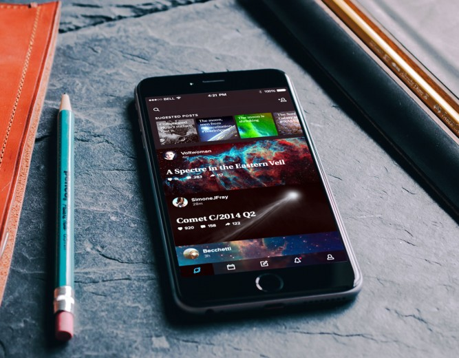 Лучший дизайн мобильных приложений