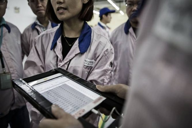 Apple иSAP принесут iPhone иiPad нарабочие места