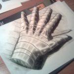 hand-column