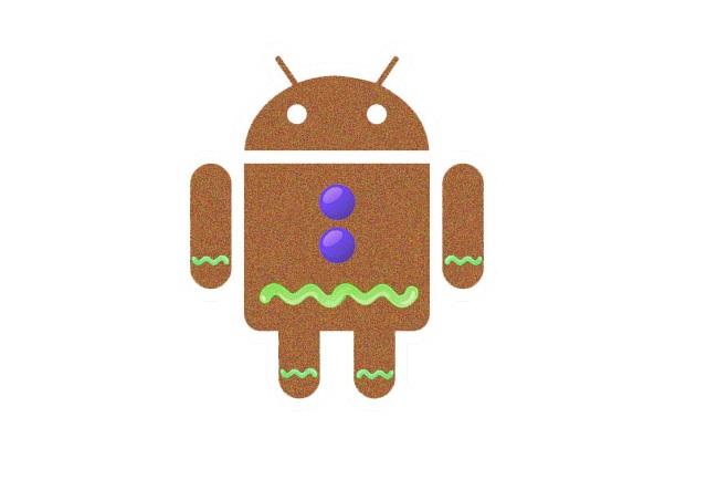В следующем году Google отказывается от андроид 2.3 Gingerbread