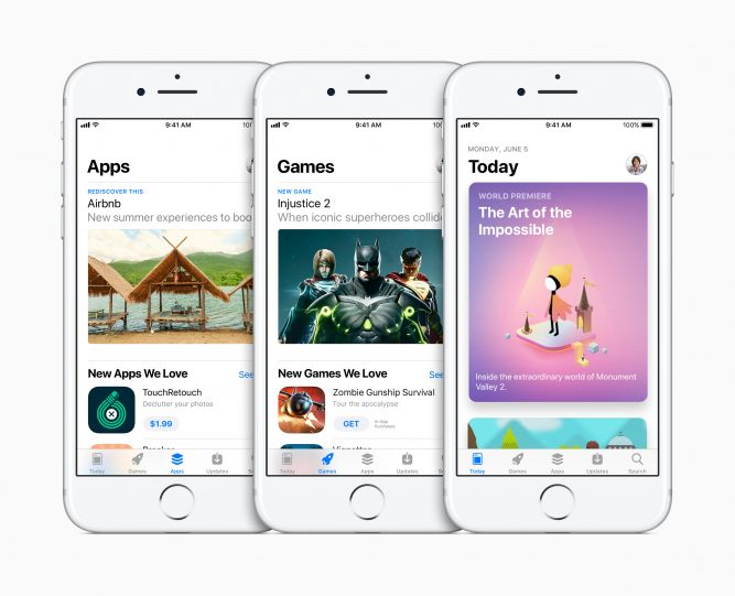 За9 лет при помощи  App Store создатели  заработали неменее  $70 млрд