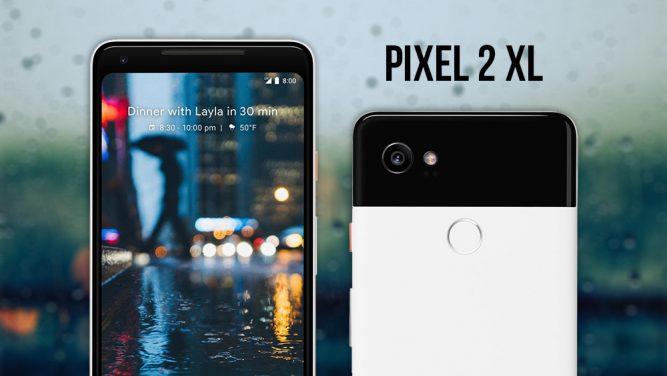 Новые Google Pixel 2 и Pixel 2 XL