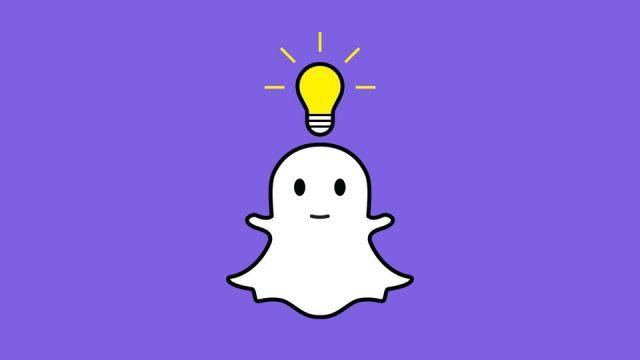 Новый Snapchat отделил Social от Media