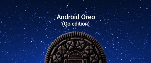 Google запустил Android Oreo Go edition