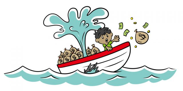 Невозвратные затраты: когда стоит бросить проект?