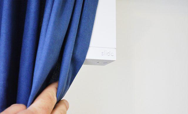 Slide превратит обычные занавески в умные