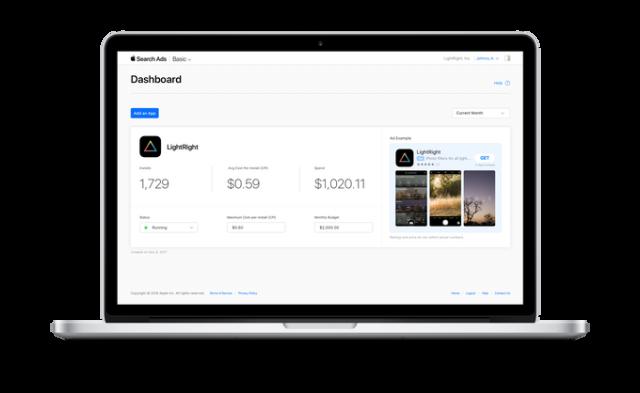 В Apple Search Ads заработала CPI-модель