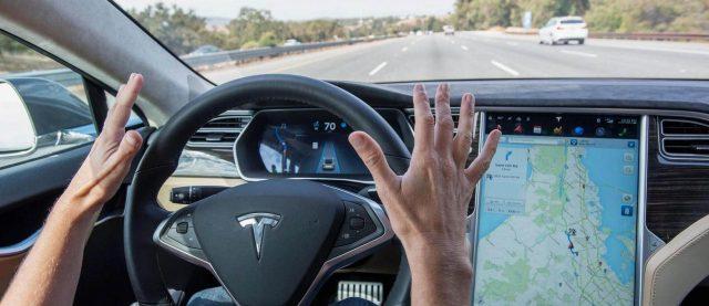 Tesla делает свой процессор для ИИ