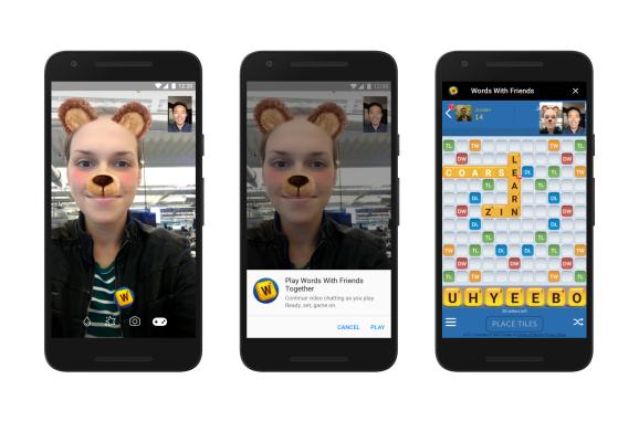 В Facebook Instant Games появятся стримы и видеочат