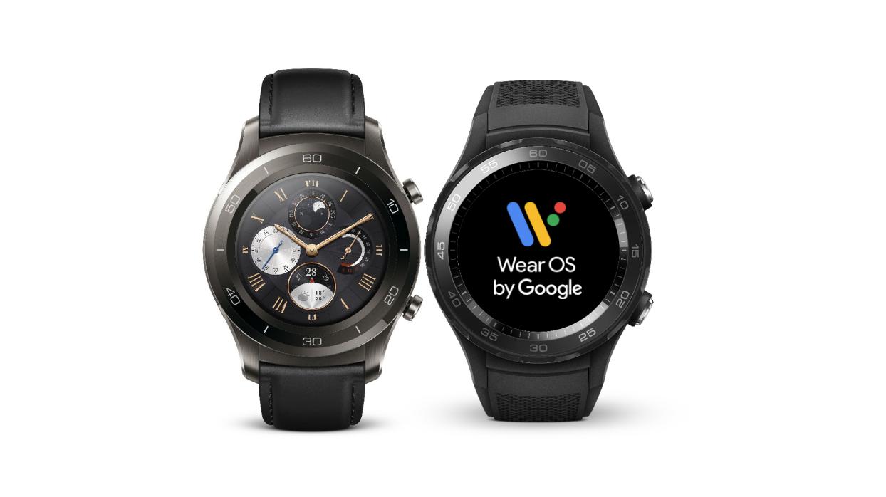 Google выпустила WearOS набазе андроид Pдля смарт-часов