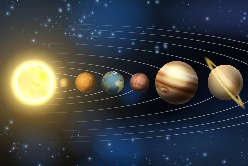 Название планеты картинки планет